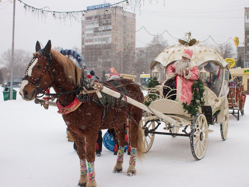 Festa di Natale immagini stock
