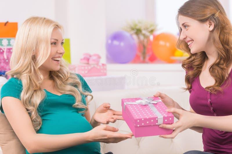 Festa do bebê. imagem de stock royalty free