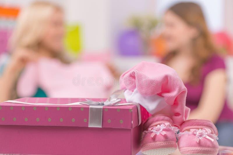 Festa do bebê. fotos de stock