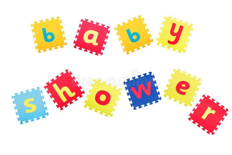 Festa do bebê fotografia de stock royalty free