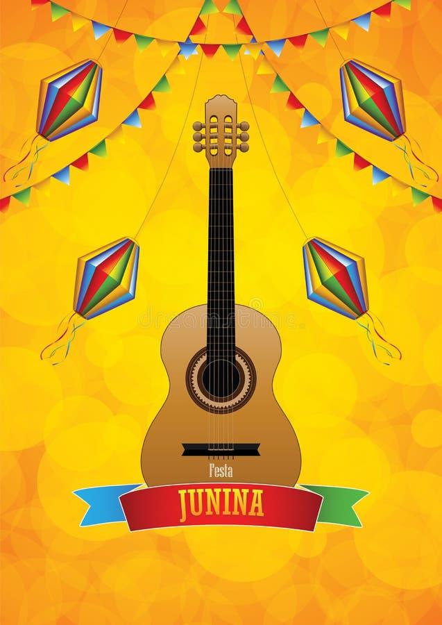 Festa Junina бесплатная иллюстрация