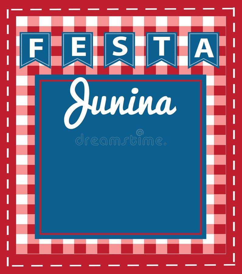 Festa Junina illustration de vecteur