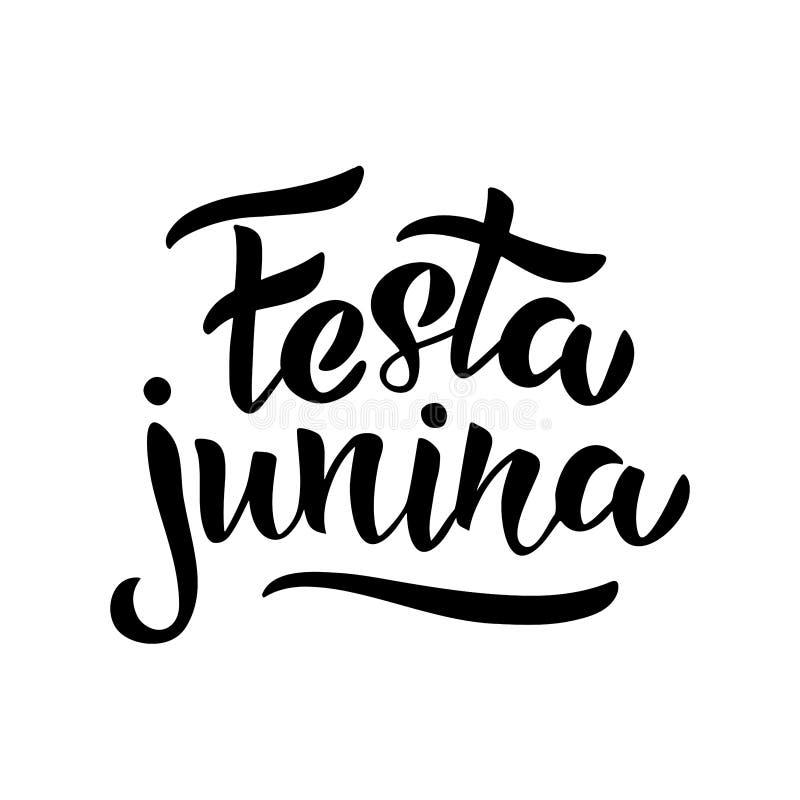 Festa Junina иллюстрация штока