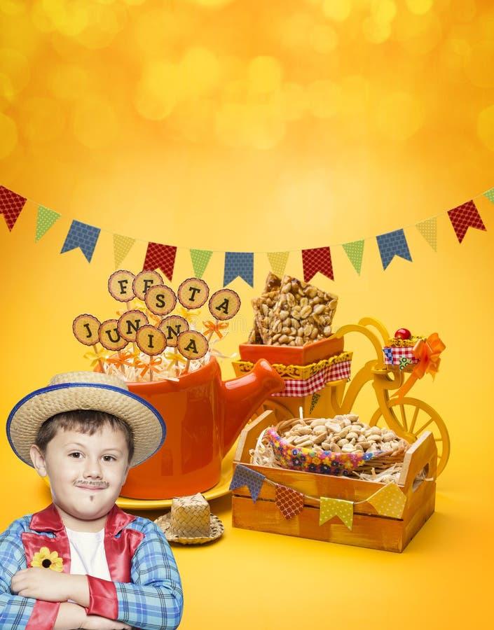 Festa Junina Party stock photography