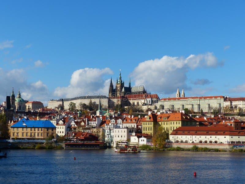 Festa a Praga fotografie stock