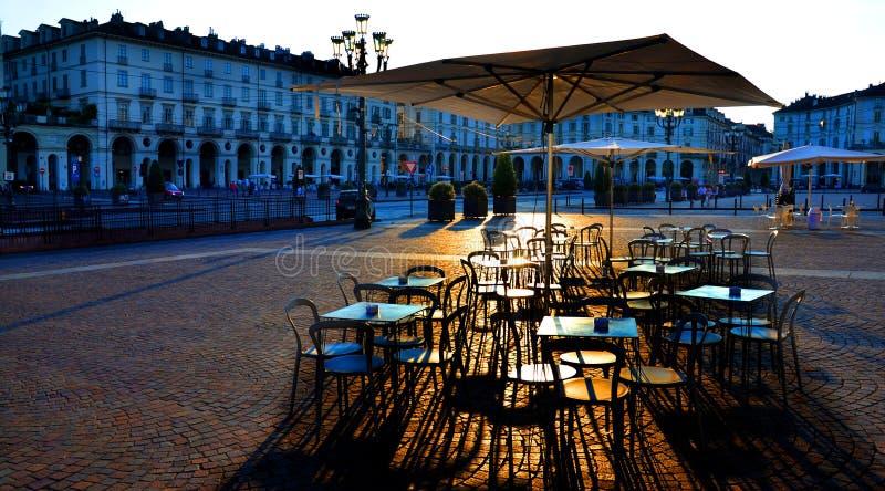 Feste di Torino fotografia stock libera da diritti