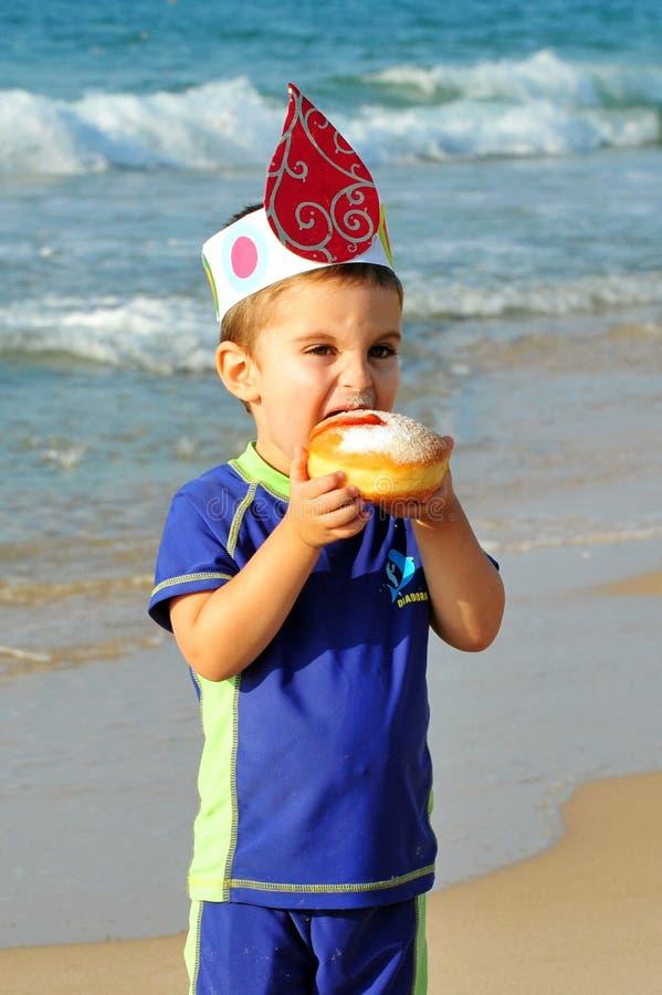 Feste ebree Hanukkah - Chanukah fotografie stock libere da diritti