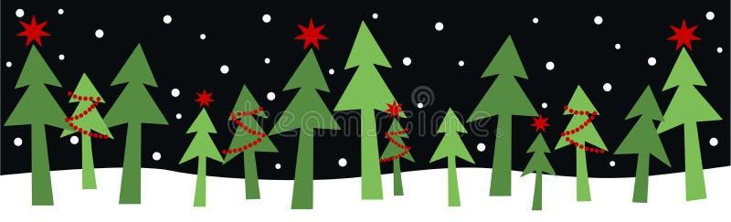 Feste felici di Buon Natale royalty illustrazione gratis