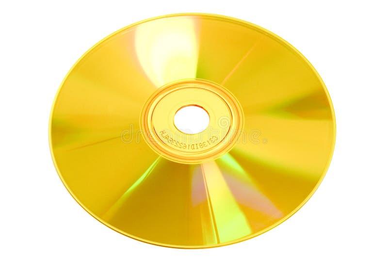 Download Festes Gold stockbild. Bild von leerzeichen, audio, platte - 32773