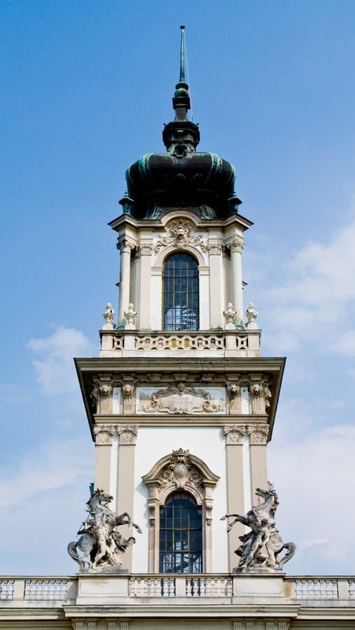 Festetic Palace (Keszthely) royalty free stock image