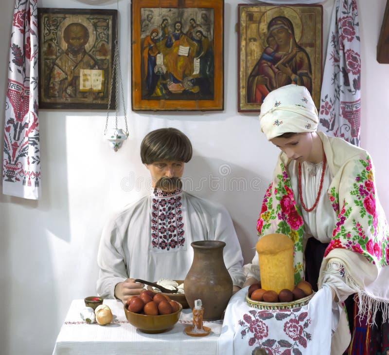 Festin de Pâques photographie stock libre de droits