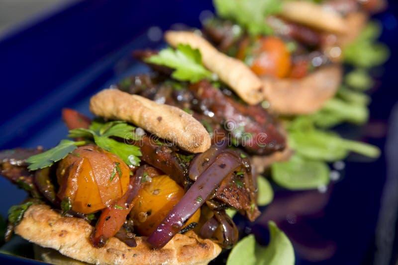 Download Festins gastronomes image stock. Image du tomate, boisson - 8672123