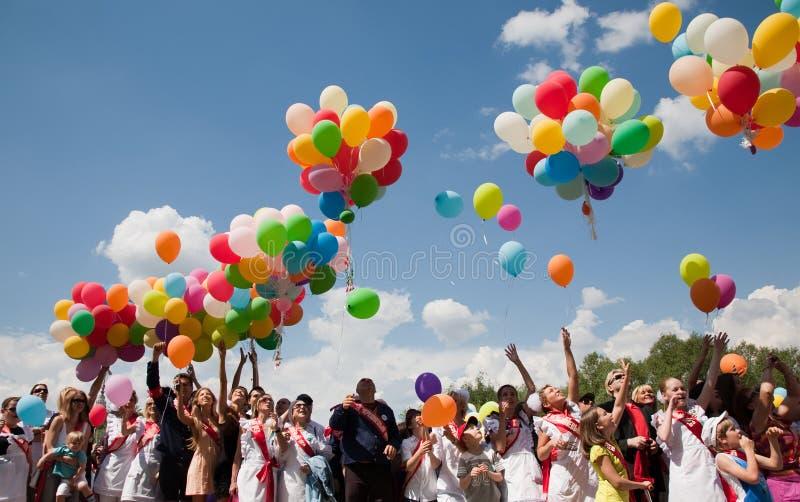 Festival Bosco di Ciliegi imagens de stock royalty free