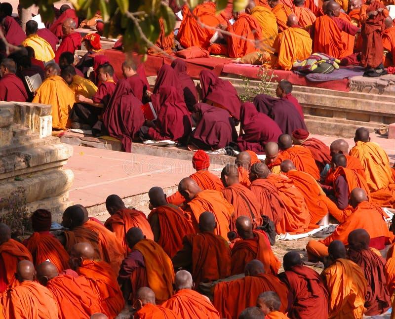 Festival bouddhiste photo stock