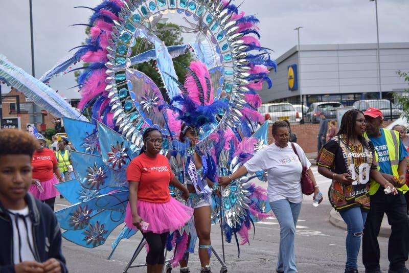 Festival caraibico immagine stock