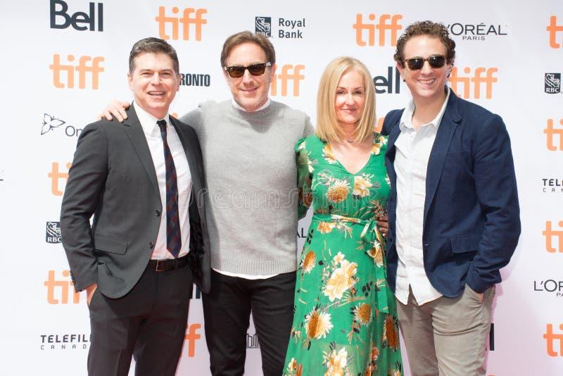 2017 festival cinematografico internazionale di Toronto - prima del ` di Kodachrome del ` fotografia stock libera da diritti