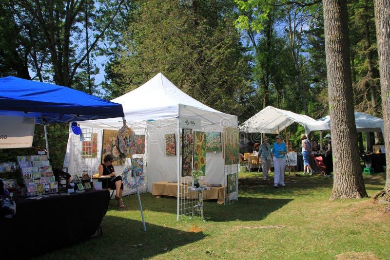 Festival d'art et de métier image libre de droits