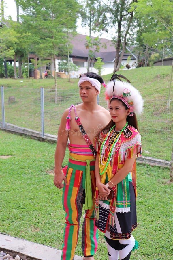 Festival d'arts indigène international de Selangor 2019 n6 photo libre de droits