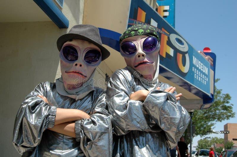 Festival d'UFO photos libres de droits