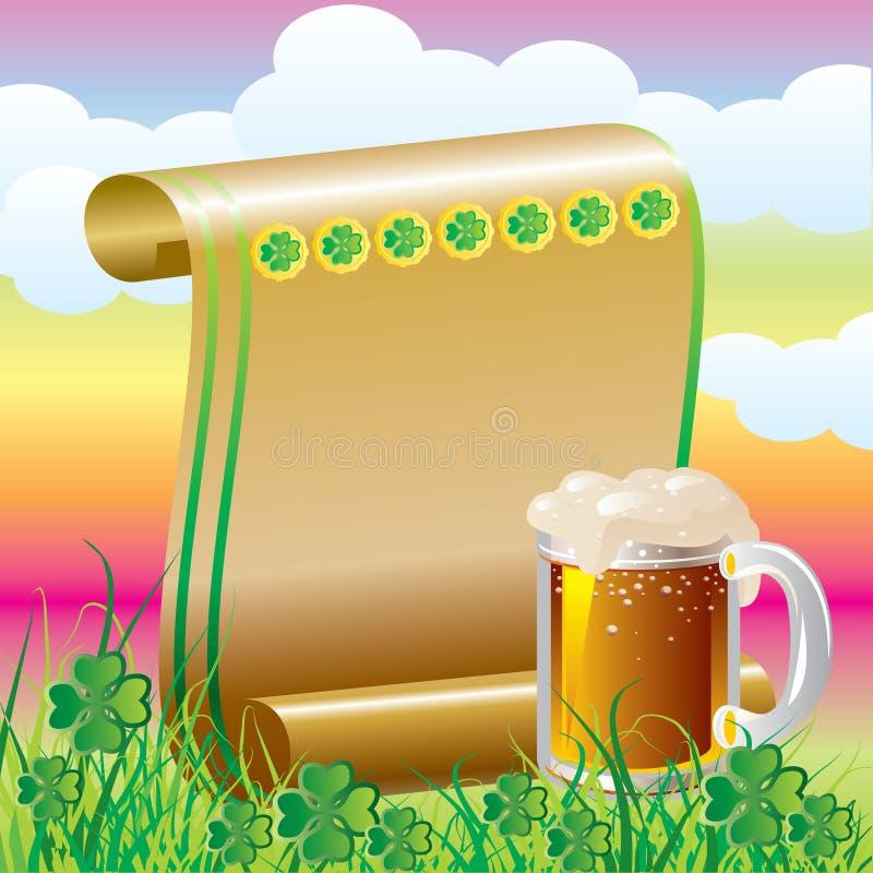 Festival da cerveja ilustração do vetor