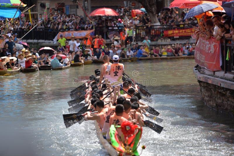 Festival de barco de drag?o imagens de stock royalty free