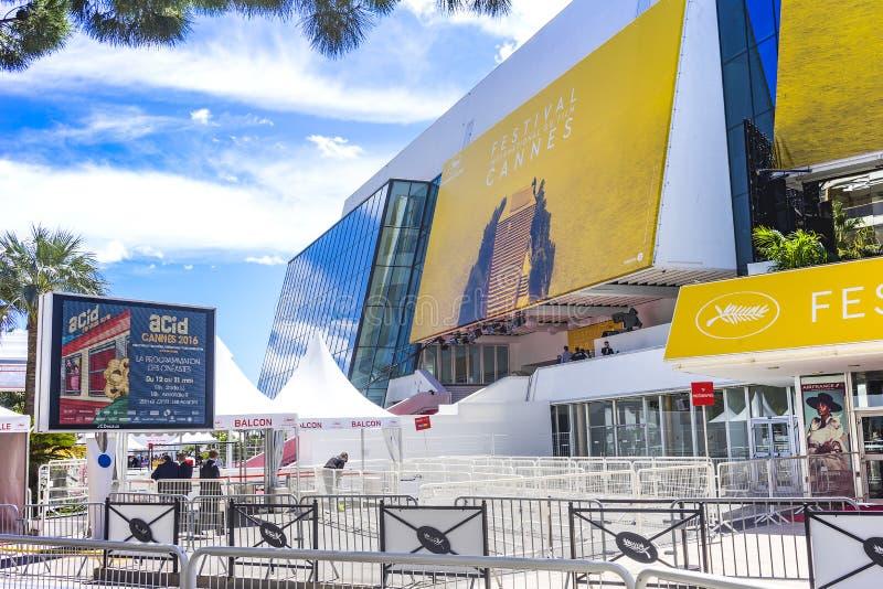 Festival de Cannes 2016 immagine stock