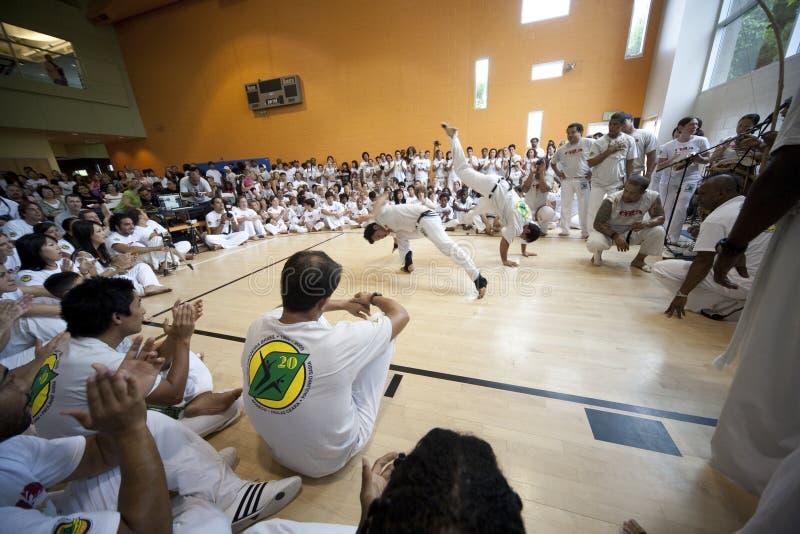 Festival de Capoeira photo libre de droits