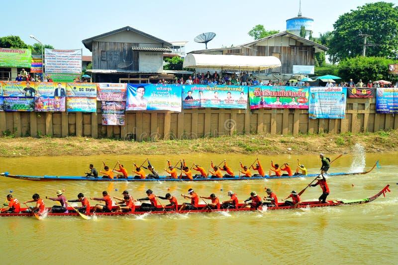 Festival de carreras de botes de agua fotos de archivo libres de regalías