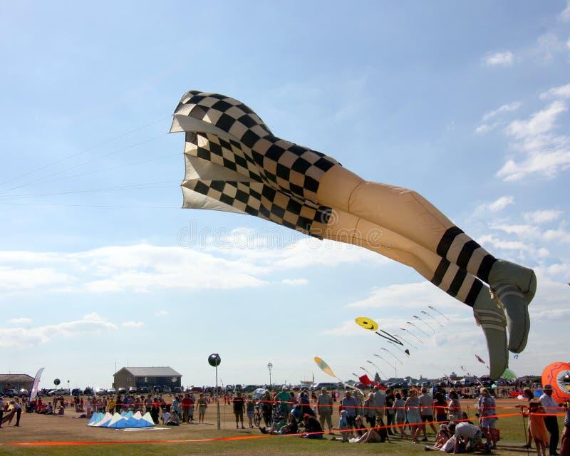 Festival de cerf-volant image libre de droits