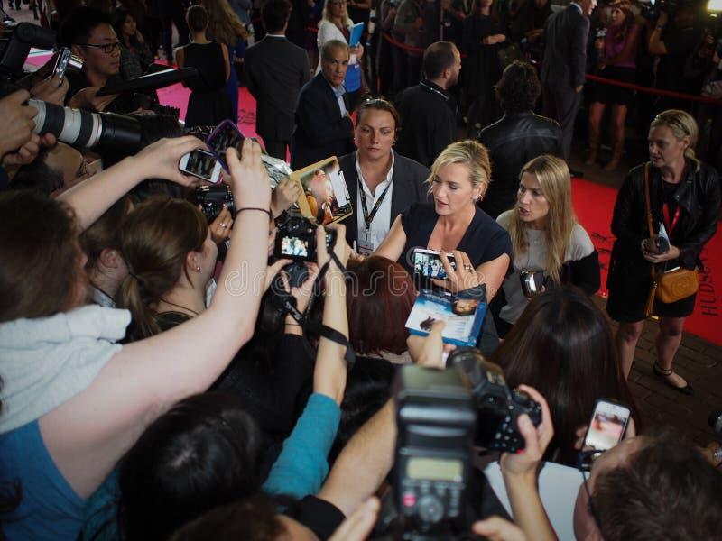 Festival De Cine 2013 Del International De Toronto Foto de archivo editorial