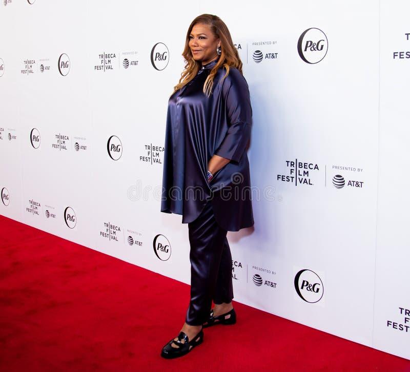 Festival de cine de Tribeca - alfombra roja antes de la premier de la colectividad de la reina fotos de archivo
