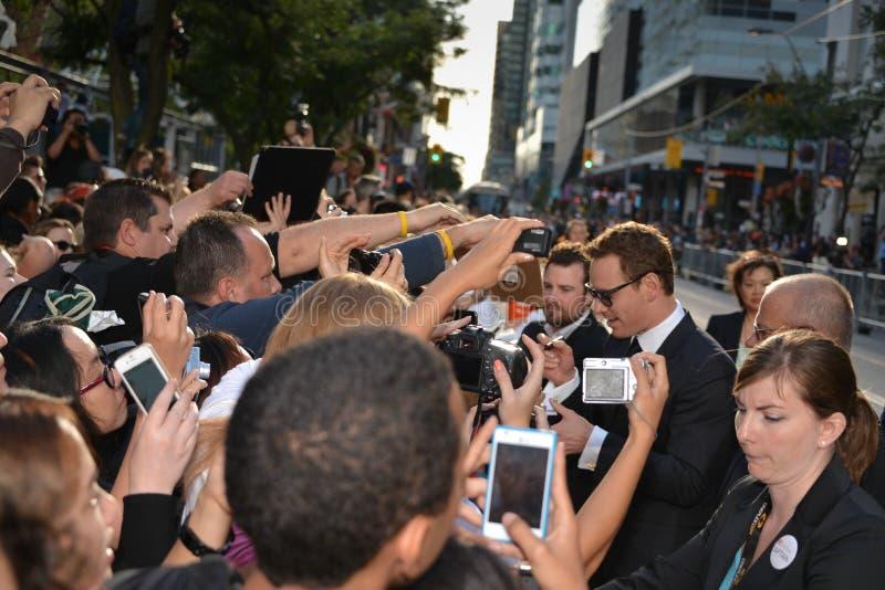 Festival De Cinema 2013 Do International De Toronto Foto Editorial