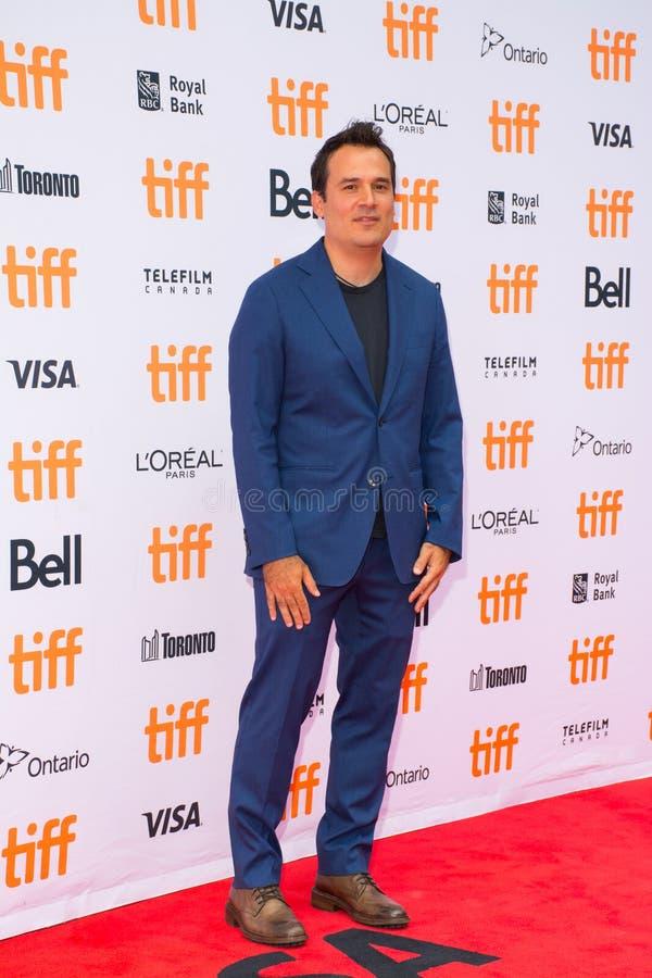 2017 festival de cinema internacional de Toronto - premier do ` de Kodachrome do ` fotografia de stock