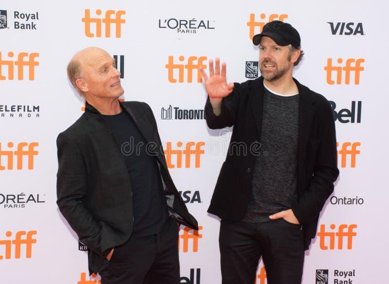 2017 festival de cinema internacional de Toronto - premier do ` de Kodachrome do ` fotos de stock royalty free