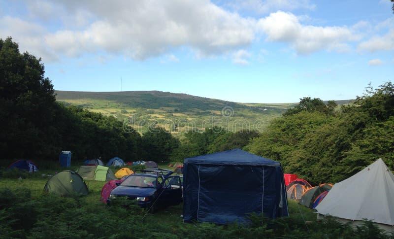 Festival de Dartmoor fotografia de stock royalty free