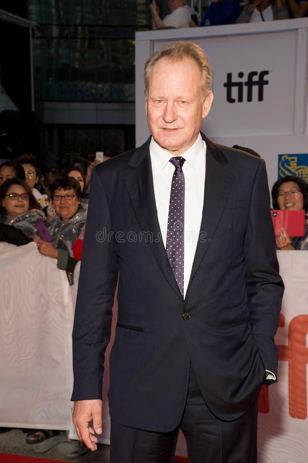 2017 festival de film international de Toronto - première de ` du ` Borg/McEnroe - tapis rouge photographie stock libre de droits