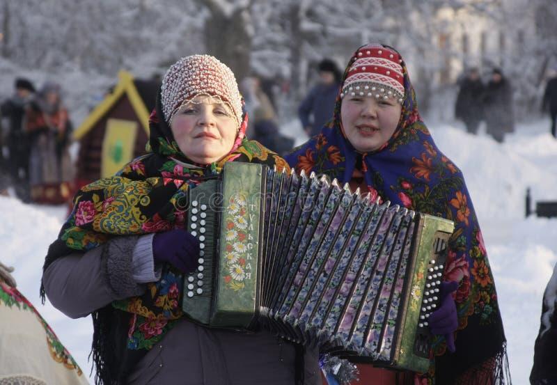 Festival de folklore   images libres de droits