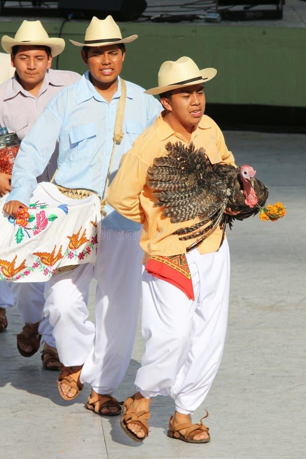 Festival de Guelaguetza, Oaxaca, 2014 fotos de archivo libres de regalías