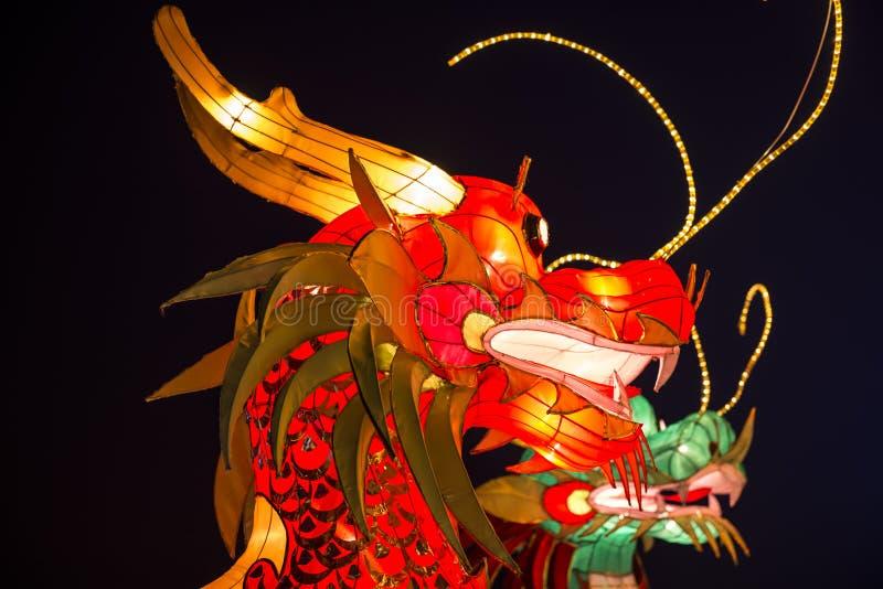 Festival de lanterne coloré photographie stock