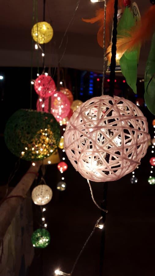 Festival de luzes fotos de stock royalty free