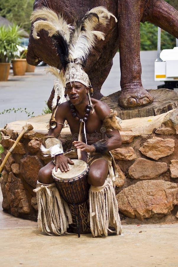 Festival de música 2011 do mundo de Durban imagem de stock