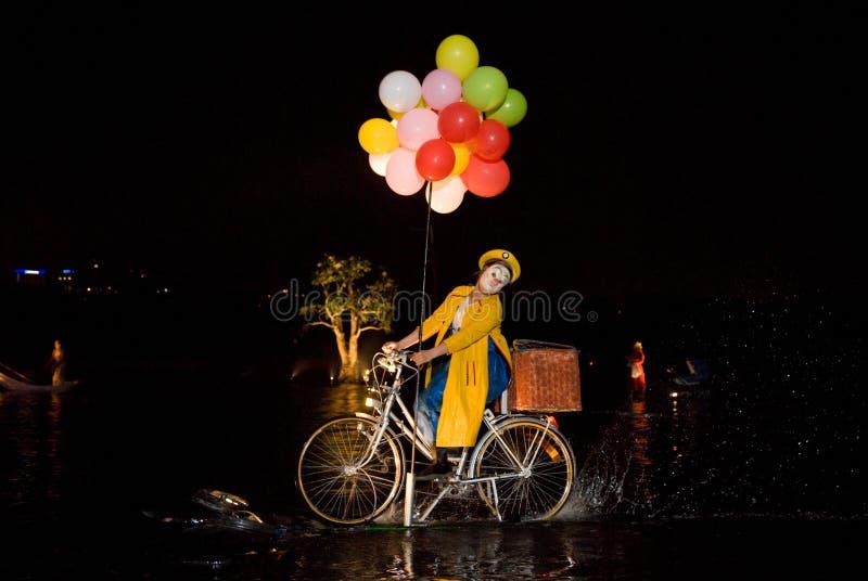 Festival de mola francês. fotografia de stock royalty free