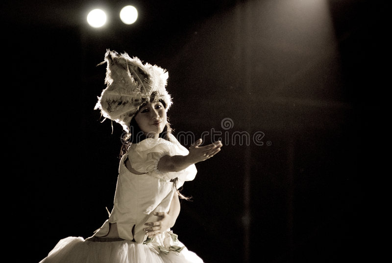 Festival de nuit : Progéniture des rêves image stock
