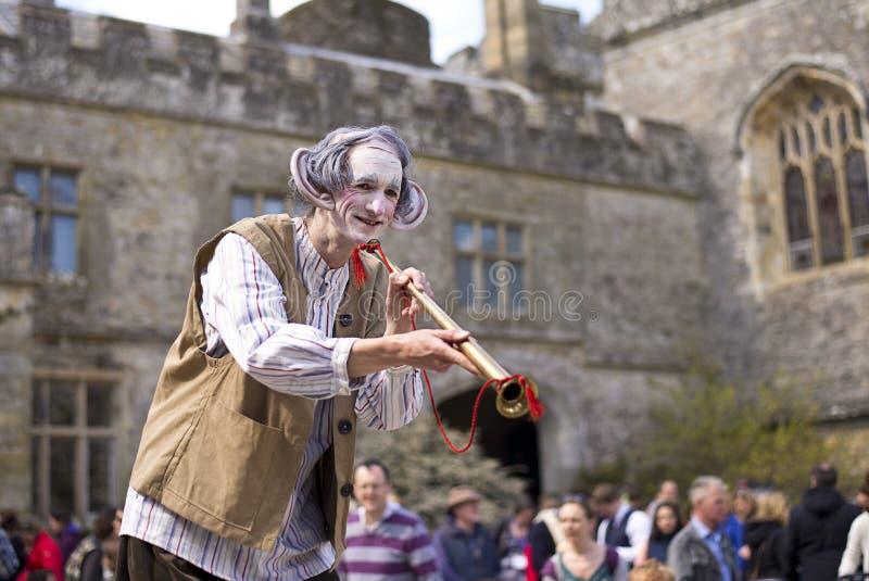 Festival de tour et de contes dans Lismore, comté Waterford l'irlande image stock