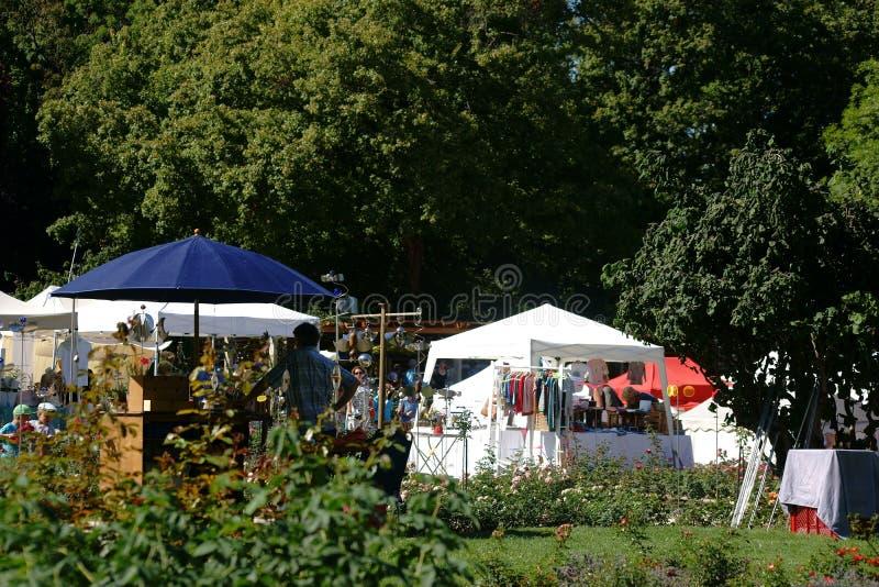 Festival de vinho Mainz imagens de stock royalty free