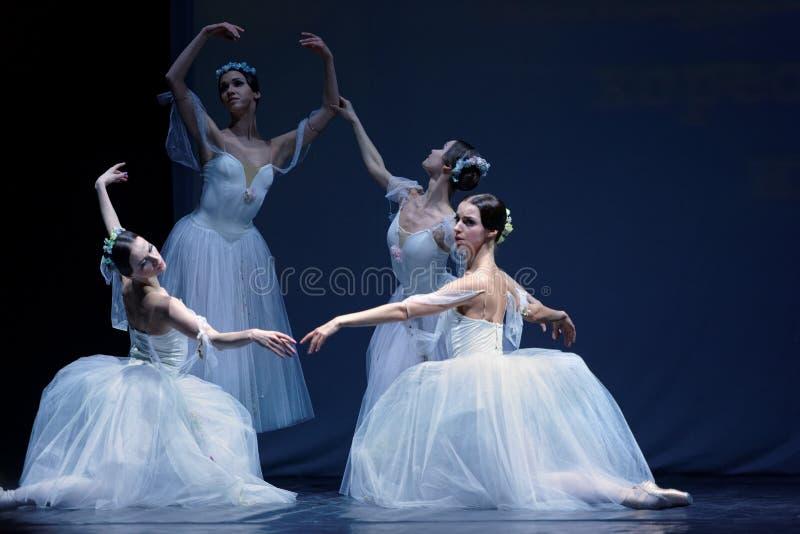Festival del arte coreográfico Pari magnífico fotografía de archivo libre de regalías