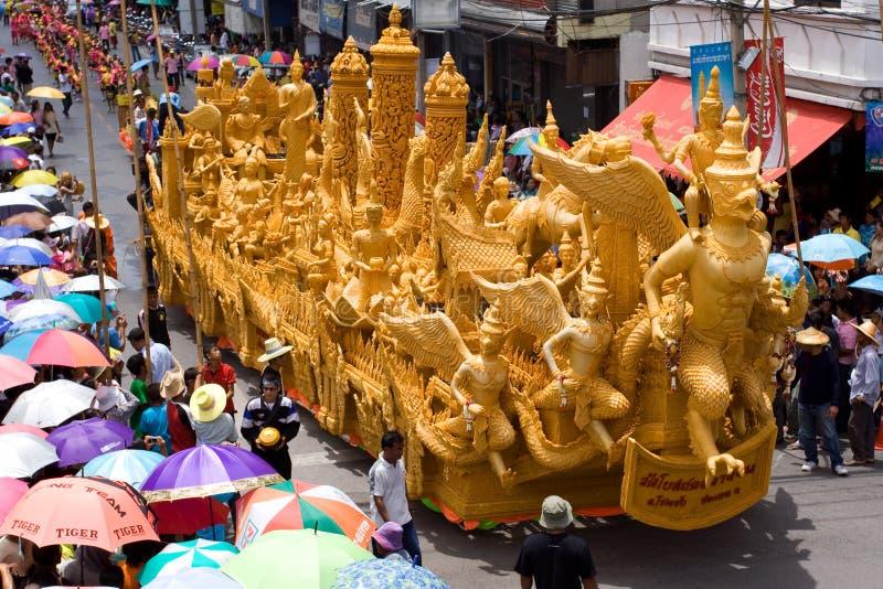 Festival del desfile de la vela imagen de archivo libre de regalías