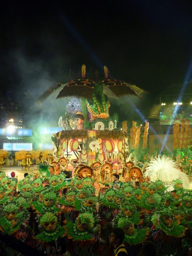 Festival del folklore de Parintins foto de archivo