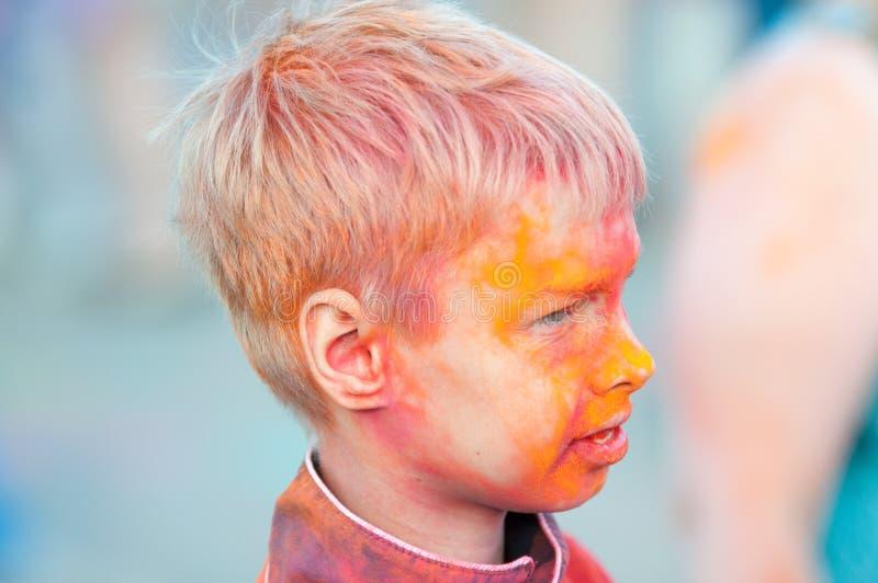 Download Festival Del Holi Della Pittura Fotografia Editoriale - Immagine di vernice, coltura: 55358461