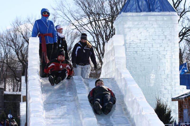 Festival del invierno imagen de archivo libre de regalías